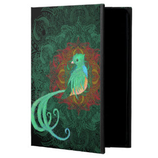 Capa Para iPad Air 2 Quetzal encaracolado