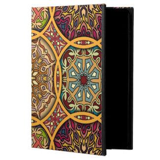 Capa Para iPad Air 2 Retalhos do vintage com elementos florais da
