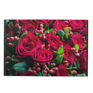 Capa Para iPad Air 2 Rosas vermelhas