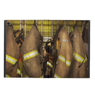 Capa Para iPad Air 2 Sapador-bombeiro - engrenagem do depósito