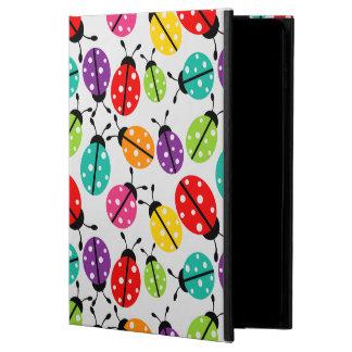 Capa Para iPad Air 2 Senhora bonito colorida Desinsetar Sem emenda