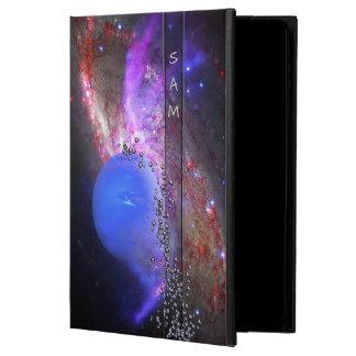 Capa Para iPad Air 2 Seu nome na Via Láctea