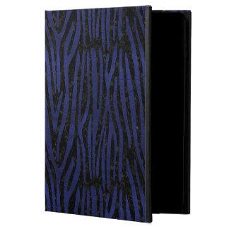 CAPA PARA iPad AIR 2  SKN4 BK-MRBL BL-LTHR (R)