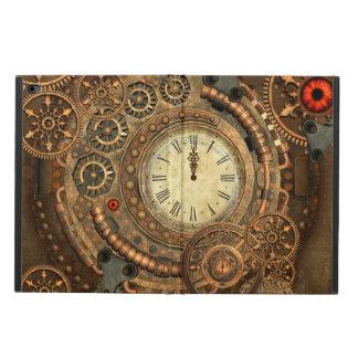 Capa Para iPad Air 2 Steampunk, maquinismo de relojoaria maravilhoso