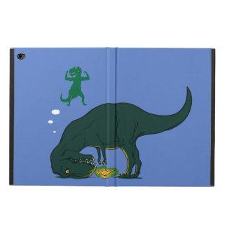 Capa Para iPad Air 2 T Rex que faz um desejo