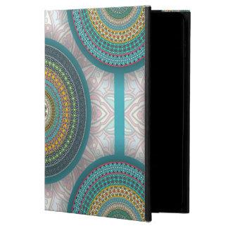 Capa Para iPad Air 2 Teste padrão floral étnico abstrato colorido da