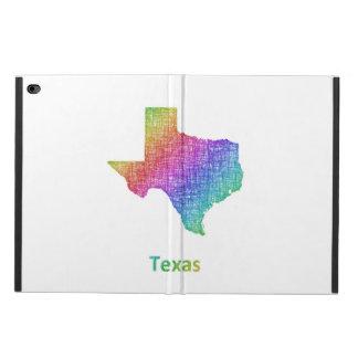 Capa Para iPad Air 2 Texas
