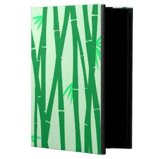 Capa Para iPad Air 2 textura de bambu