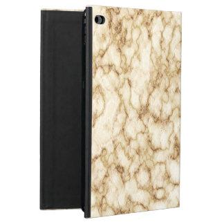 Capa Para iPad Air 2 Textura de mármore elegante