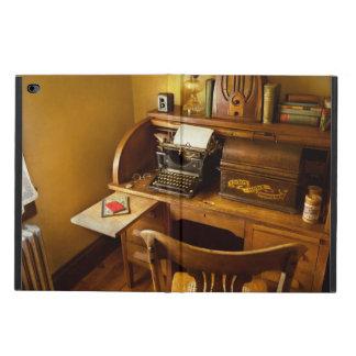 Capa Para iPad Air 2 Trabalho - datilógrafo - uma pessoa com muitos