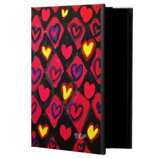Capa Para iPad Air 2 Trajeto do coração