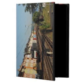 Capa Para iPad Air 2 Trem de carga em Lorchhausen à reno