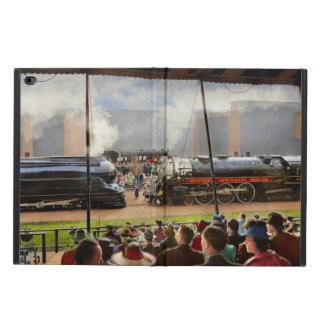 Capa Para iPad Air 2 Trem - representação histórica 1939 da estrada de