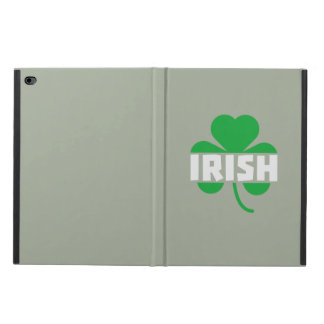 Capa Para iPad Air 2 Trevo irlandês Z2n9r do cloverleaf