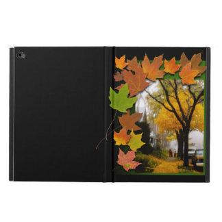 Capa Para iPad Air 2 Um dia fino do outono