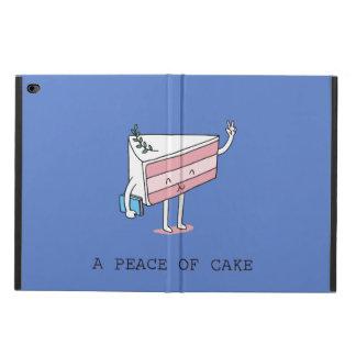 Capa Para iPad Air 2 Uma paz do bolo