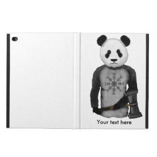 Capa Para iPad Air 2 Urso de panda com martelo do Thor