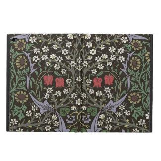 Capa Para iPad Air 2 Vintage da tapeçaria da ameixoeira-brava de