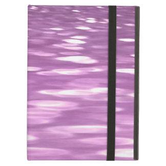 Capa Para iPad Air #3 abstrato: Shimmer do Lilac