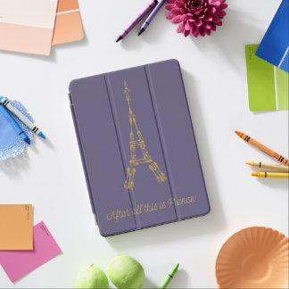 Capa Para iPad Air A beleza e o animal   afinal isto são France