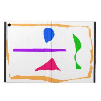 Capa Para iPad Air A beleza é uma ilusão