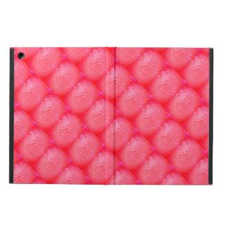 Capa Para iPad Air A pintura cor-de-rosa telha a caixa do ar do iPad