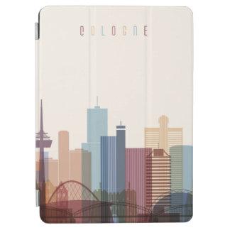 Capa Para iPad Air Água de Colônia, skyline da cidade de Alemanha |