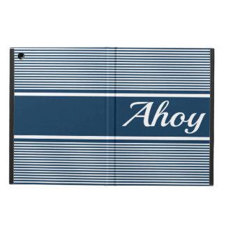Capa Para iPad Air Ahoy
