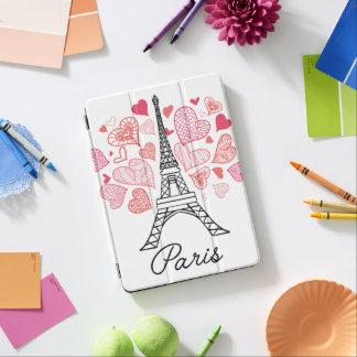 Capa Para iPad Air Amor de Paris, France