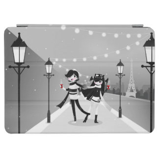 Capa Para iPad Air Amor do inverno
