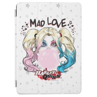 Capa Para iPad Air Amor louco Harley Quinn de Batman | que mastiga a