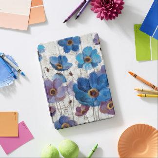 Capa Para iPad Air Anêmonas corajosas
