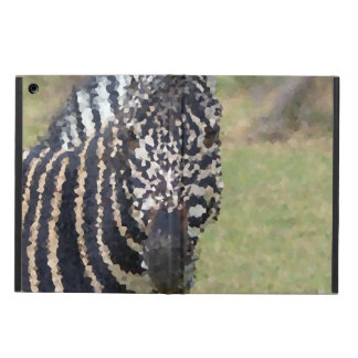 Capa Para iPad Air Animais polis - zebra