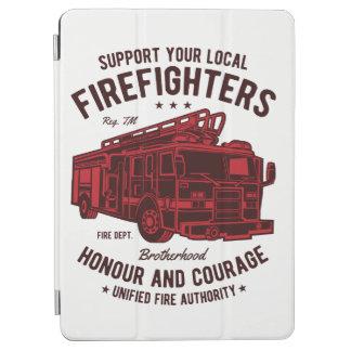 Capa Para iPad Air Apoie seus bombeiros locais