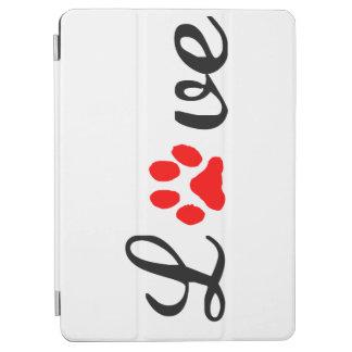 Capa Para iPad Air ar do iPad 2 animais de estimação espertos do amor