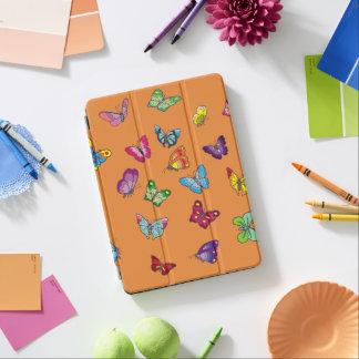 Capa Para iPad Air ar do iPad da borboleta e cobrir esperto do ar 2