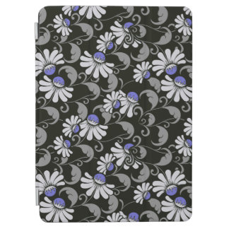 Capa Para iPad Air ar do iPad das flores e cobrir esperto do ar 2 do