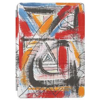 Capa Para iPad Air Arte abstracta pintada terceira Olho-Mão
