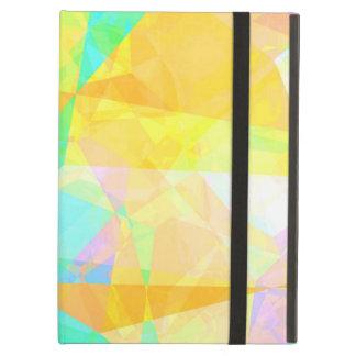 Capa Para iPad Air Arte artística do fundo do abstrato da pintura do