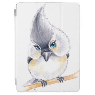 Capa Para iPad Air Arte bonito do Titmouse