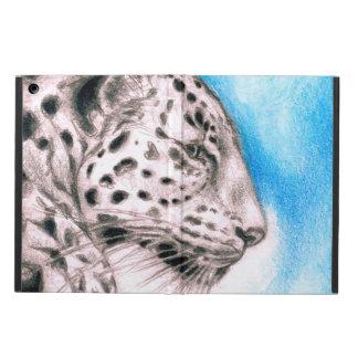 Capa Para iPad Air Arte de Jaguar