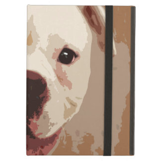 Capa Para iPad Air Arte do cão do pugilista
