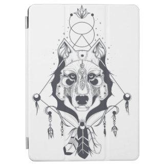 Capa Para iPad Air arte legal do design do cão