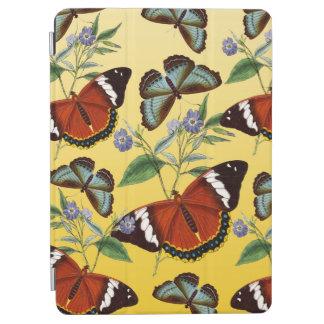 Capa Para iPad Air as borboletas misturam o amarelo