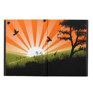 Capa Para iPad Air Ascensão Sun