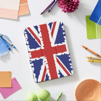 Capa Para iPad Air Bandeira britânica do respingo da pintura