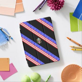 Capa Para iPad Air Bandeira das listras dos Estados Unidos