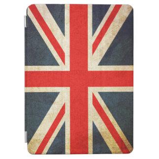 Capa Para iPad Air BANDEIRA de Union Jack Reino Unido do Grunge do