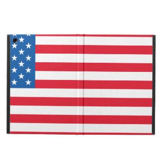 Capa Para iPad Air Bandeira dos Estados Unidos da bandeira dos EUA