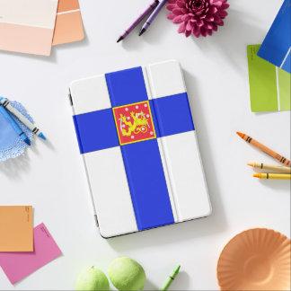 Capa Para iPad Air Bandeira finlandesa